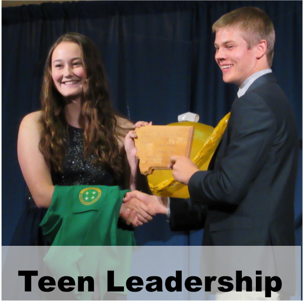 4-H Teen Leadership events